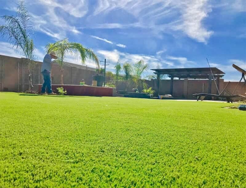 Artificial Turf Paving Services Sun City Surprise Peoria AZ 028